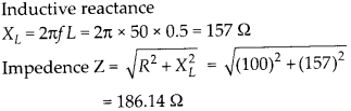 NCERT Solutions for Class 12 Physics Chapter 7 Alternating Current 24