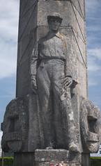 Monument des Basques, 1914-1918