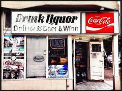 Drink Liquor. San Francisco, CA.