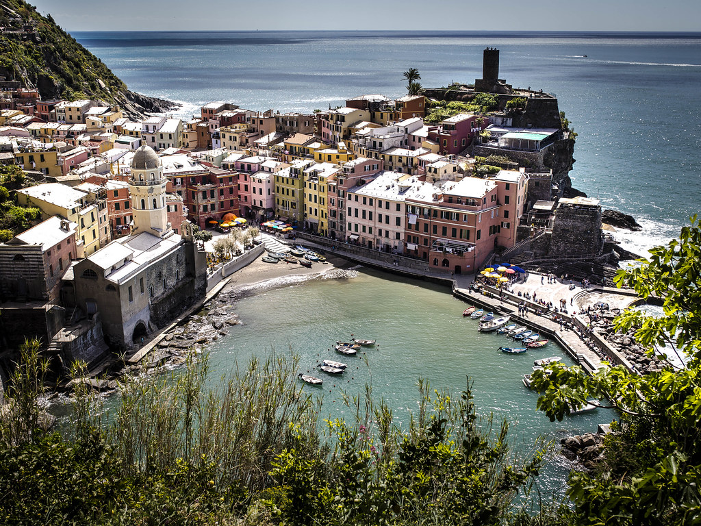 Cinque Terre - The Villages