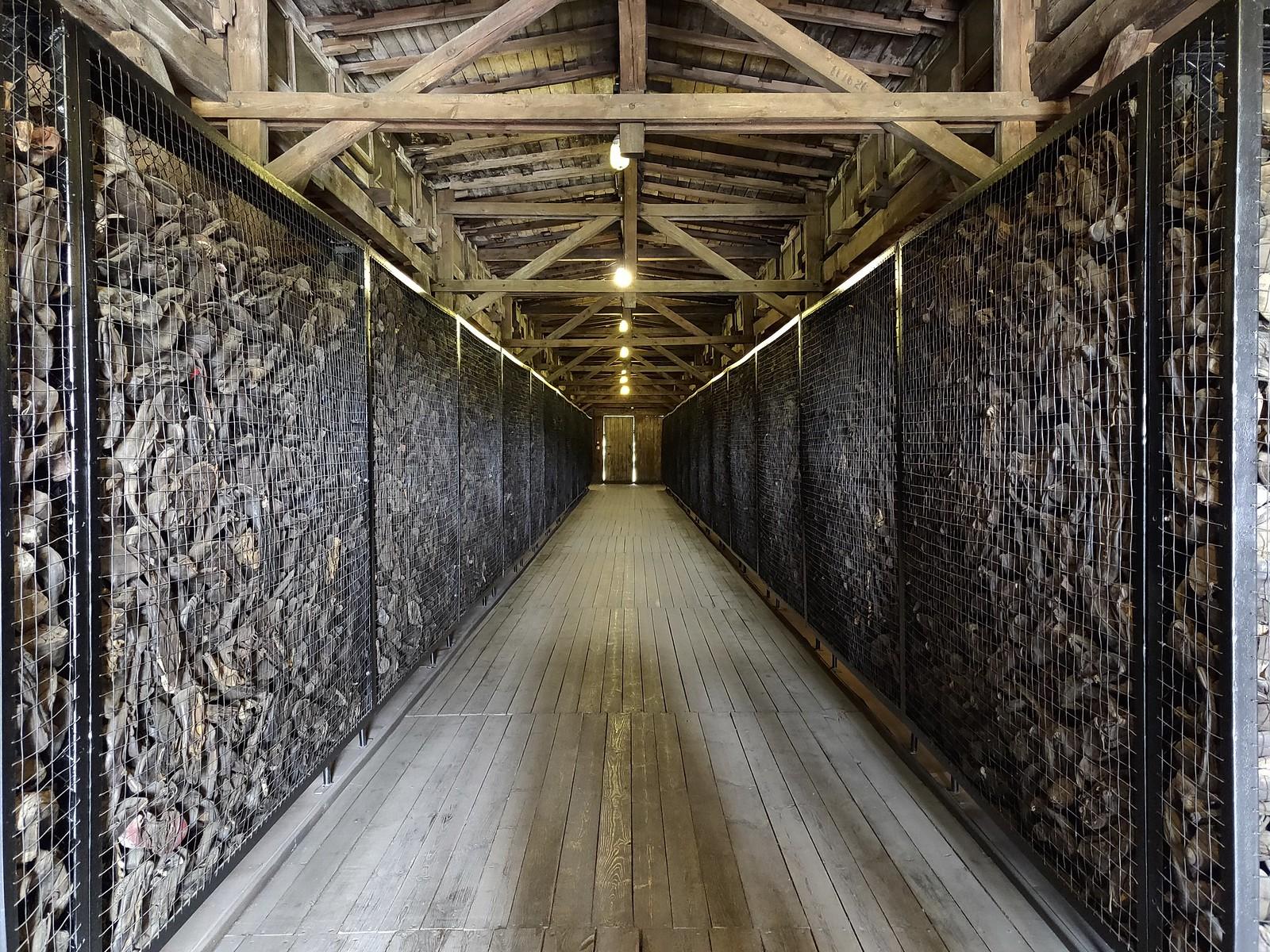 Majdanekin keskitysleiri Lublin