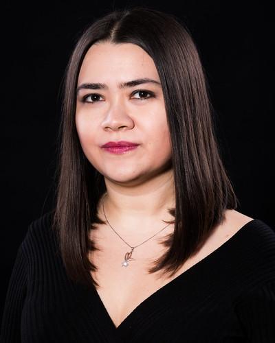 Didem Tali - 2018 Elizabeth Neuffer Foundation Silver Medal Recipient