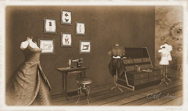 Seamstress Shop