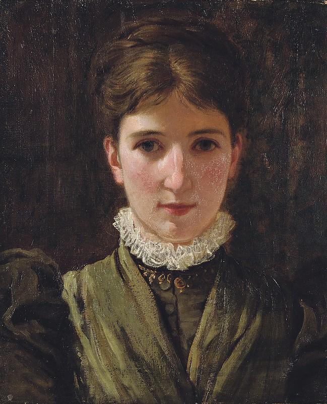 Charles Edward Perugini - Sophie Grey