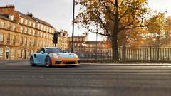 911 GT3 Speedster inspiration