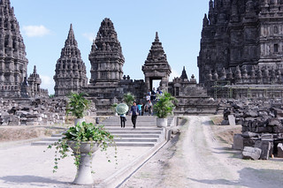 Prambanan Hindu Temple - Java | by Possum Inc.