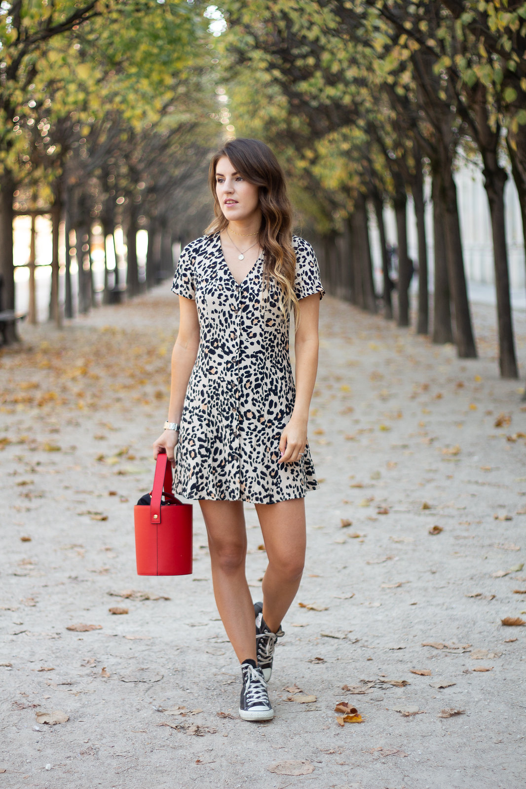 leopard mini dress-5