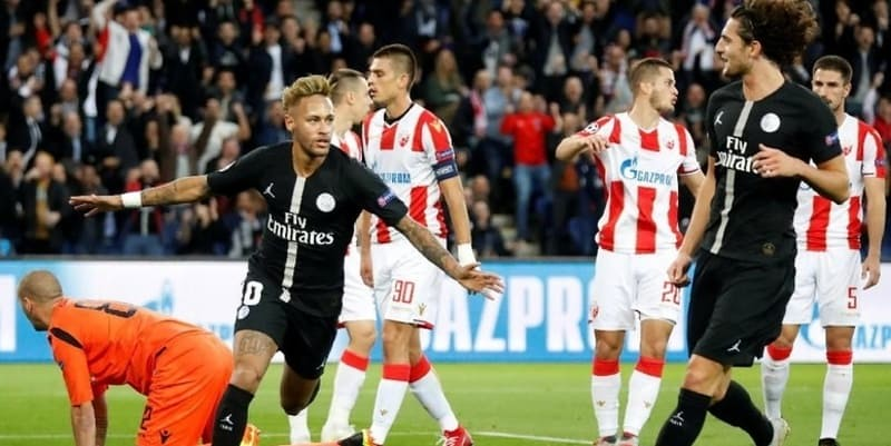 Laga PSG vs Red Star Belgrade Diselidiki Terkait Dugaan Pengaturan Skor