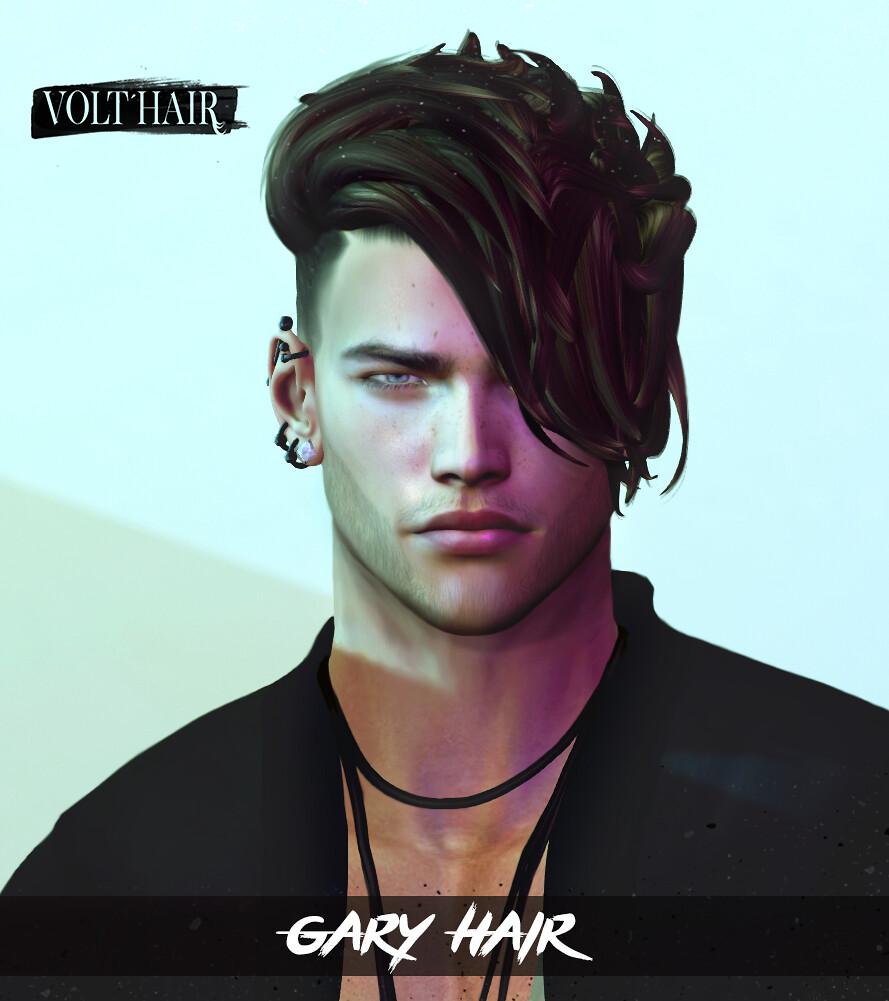 Gary hair @ equal10 - TeleportHub.com Live!