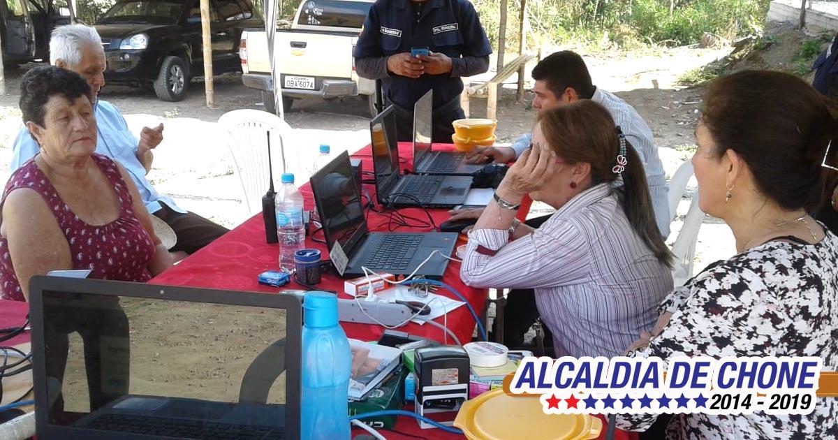 Brigada móvil socializa remisión en Cucuy