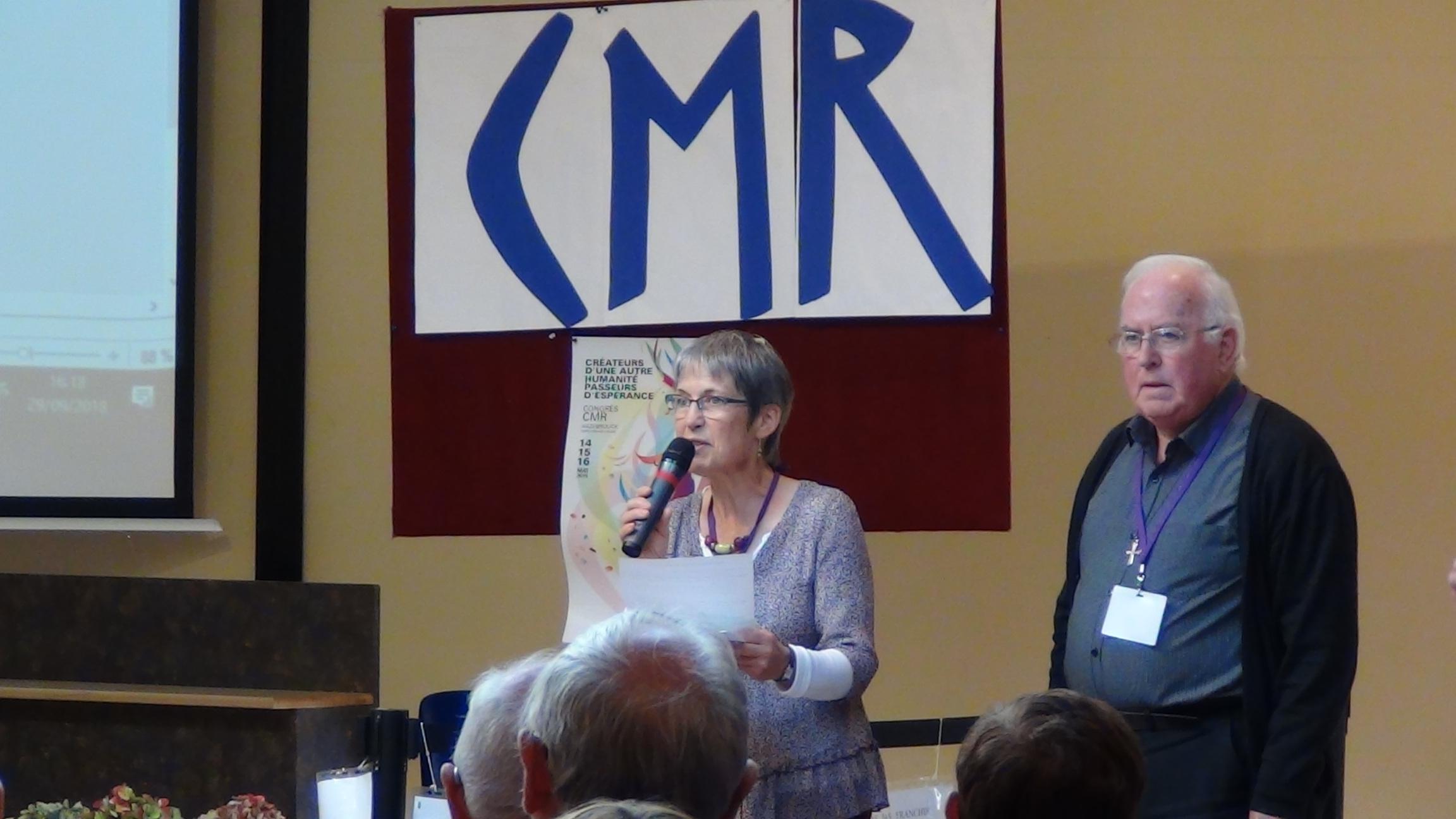"""CMR """"Vie en rural, chances et défis"""""""