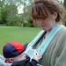 Susan with Baby Mac