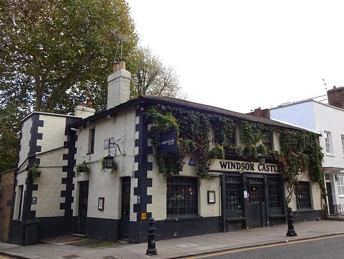Windsor Castle, Notting Hill, London W8