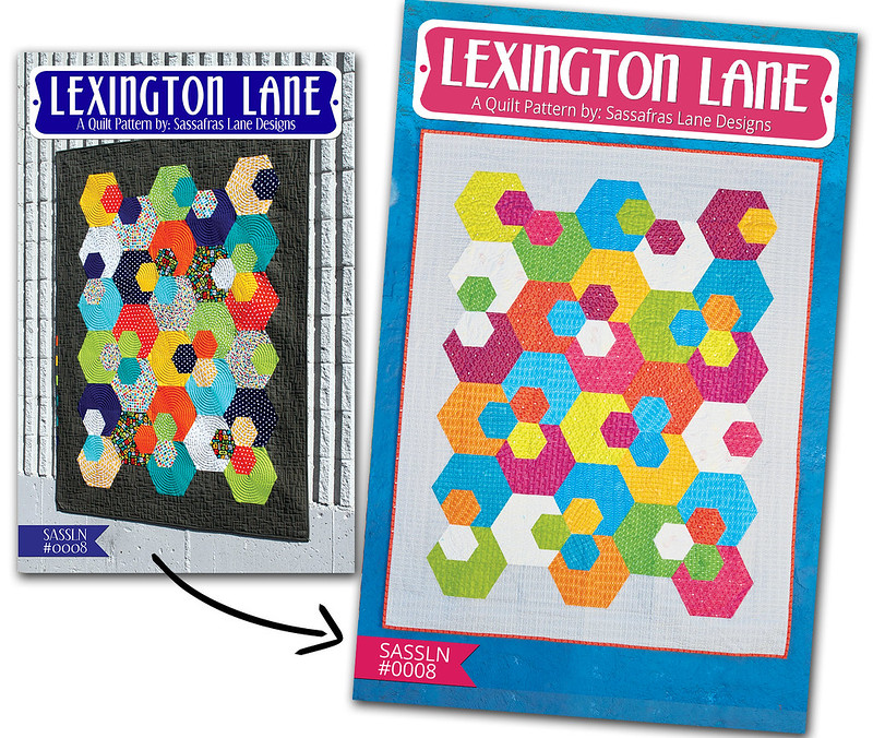 New Lexington Lane Pattern Cover