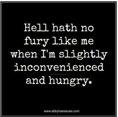 Funny Quotes : 39 New Funny Quotes You're Going To Love. Hell hath no fury when I'm sli...