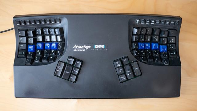 Ergo Keyboard