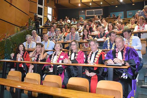 Rentrée solennelle de l'UPF 2018
