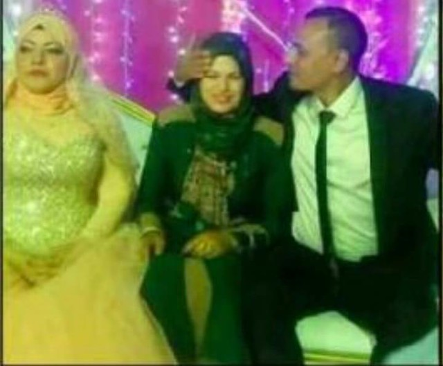 3825 Egyptian Wife makes all the arrangements of Husband's second marriage - Copy (2)