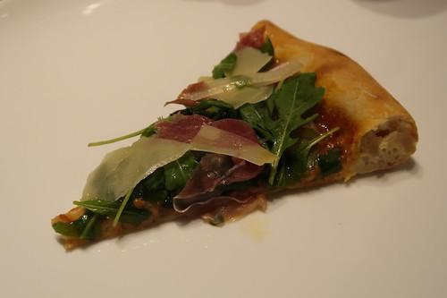 Pizza Parma (mein 1. Stück)