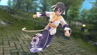 『閃の軌跡IV』ユウナ用クオン衣装