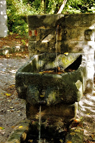 Sorgenti del fiume Verde - Vecchio fontanile/Green river springs - Old fountain