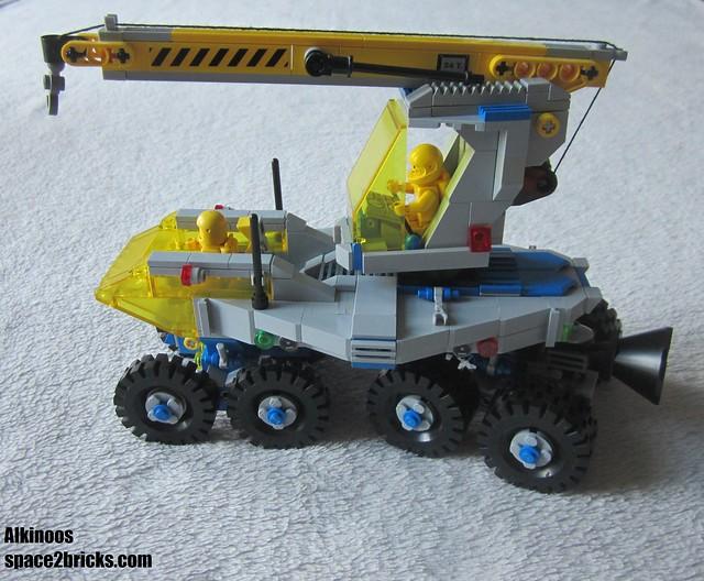 Space Crane p2