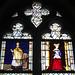 Vitraux de l'église Notre-Dame-de-Béhuard