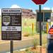7. Entrada al Parque Nacional de los Navajos