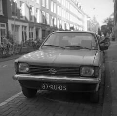 Old 1977 Opel Kadett