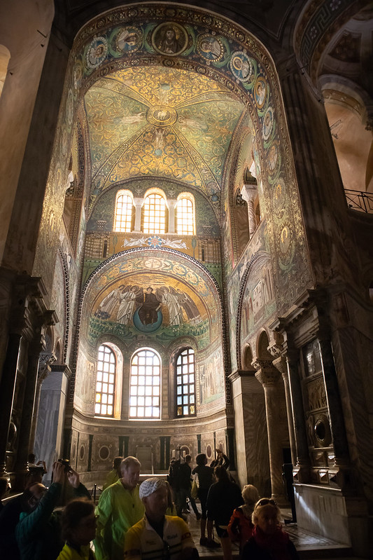 Mosaic tour in Ravenna
