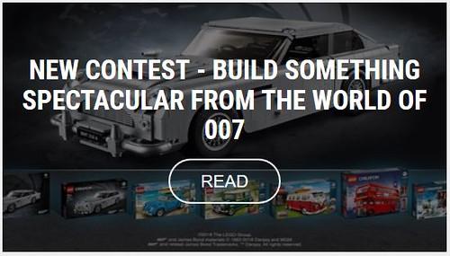 Ideas James Bond Contest