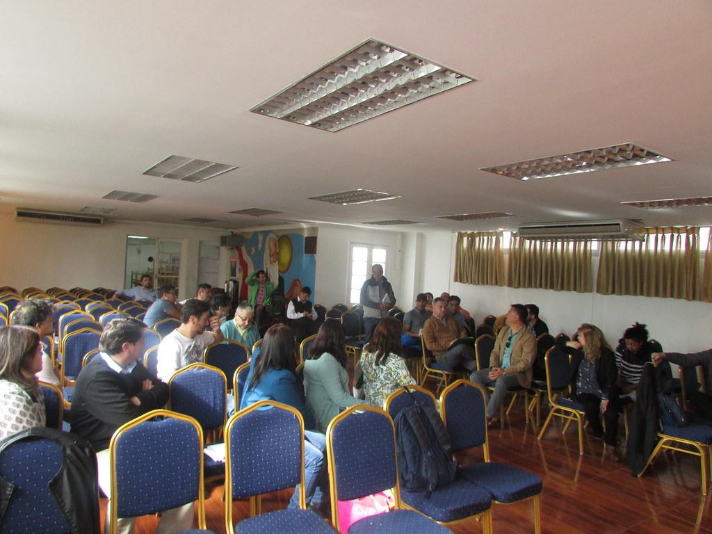 Dirigentes Regionales y Nacionales AFSAG inician Diplomado Negociación y Liderazgo Sindical – 22 octubre 2018