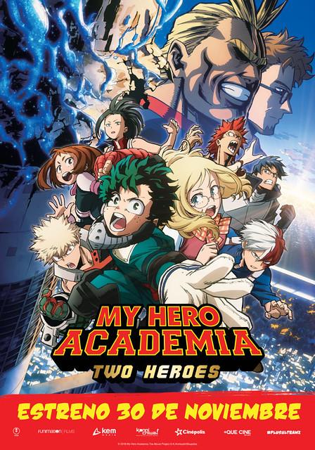 MyHero2heroes