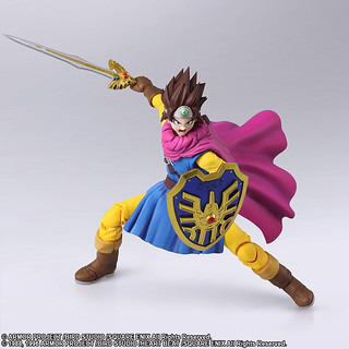 Bring Art 'Dragon Quest III: The Seeds of Salvation' Hero Action Figure