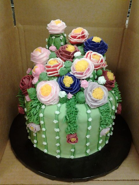 Cake by A Piece of Cake Paris