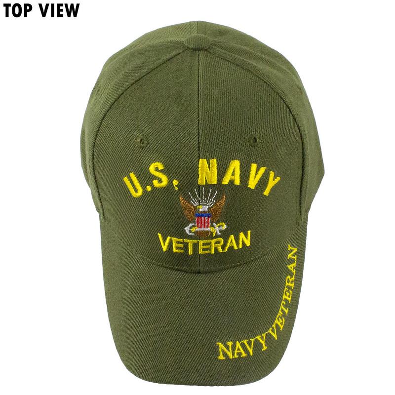 d5d642d508f US Military Tactical Army Navy Marine Air Veteran Adjustable Baseball Cap  Hat