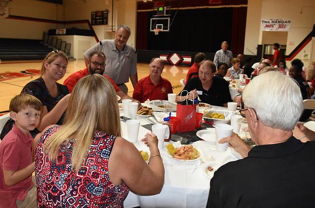 Jets 2018 Tip-Off Banquet