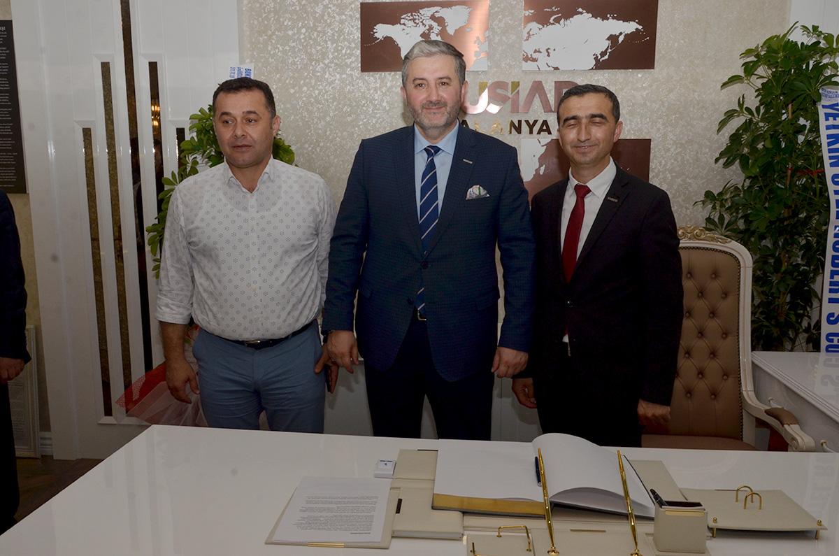 Adem Murat Yücel,Abdurrahman Kaan, Mustafa Durusoy