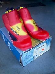 Nové boty na běžky ALPINA NNN438 - titulní fotka