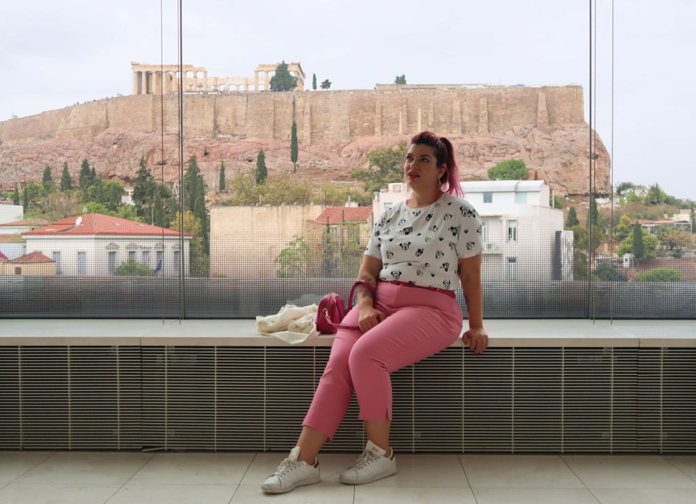 Outfit plus size bianco e rosa (8)