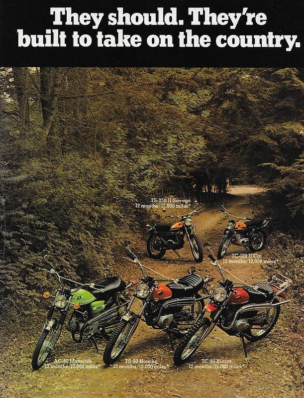 Suzuki 1970 13