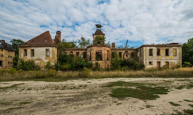 Ruins, Pentax K-50, Sigma 10-20mm F3.5 EX DC HSM