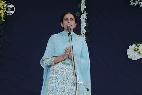 Manisha from Panchkula Haryana, expresses her views