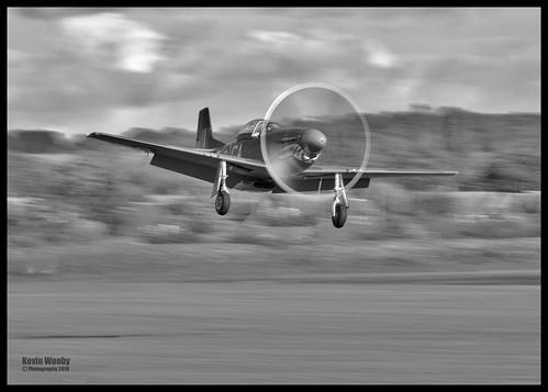 Mustang P51-D (Explored)