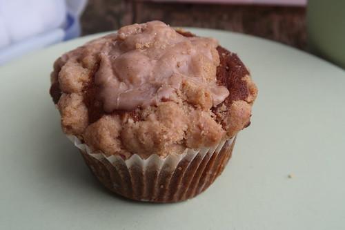 Apfel-Kürbis-Muffin