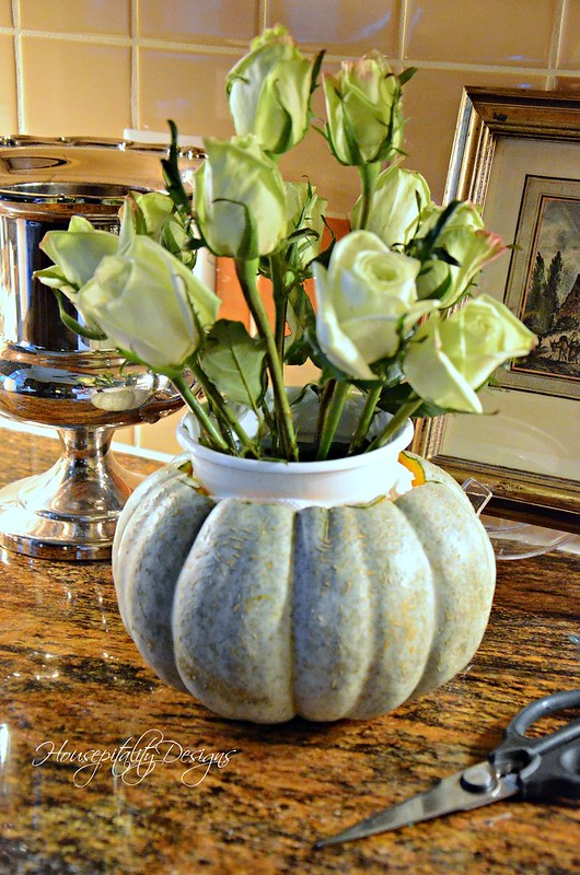 Pumpkin Centerpiece-Housepitality Designs-14