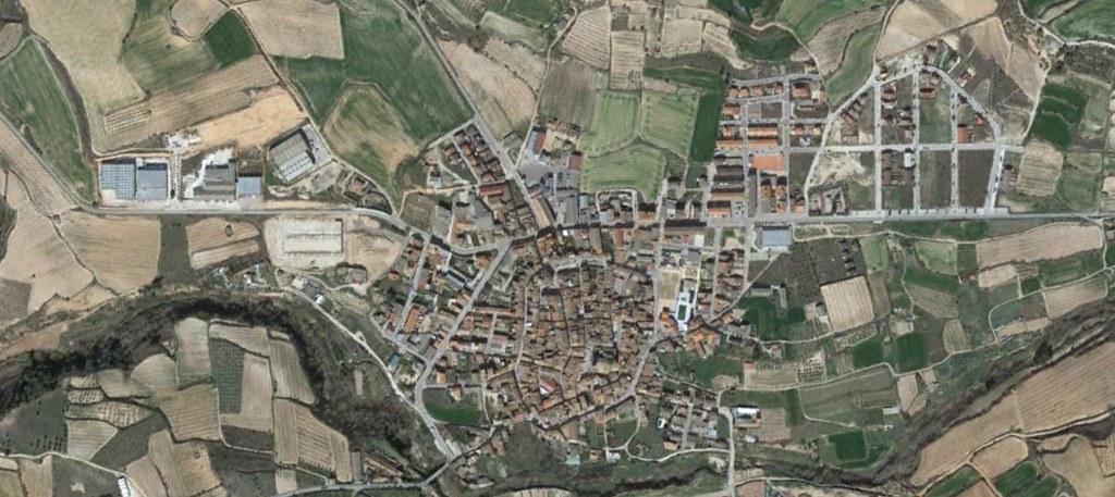 sarral, tarragona, joan minuel, después, urbanismo, planeamiento, urbano, desastre, urbanístico, construcción, rotondas, carretera