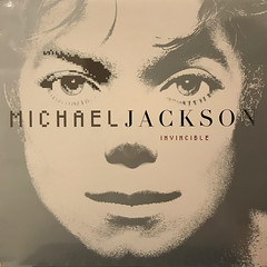 MICHAEL JACKSON:INVINCIBLE(JACKET A)