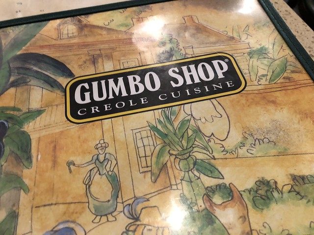 The gumbo shop