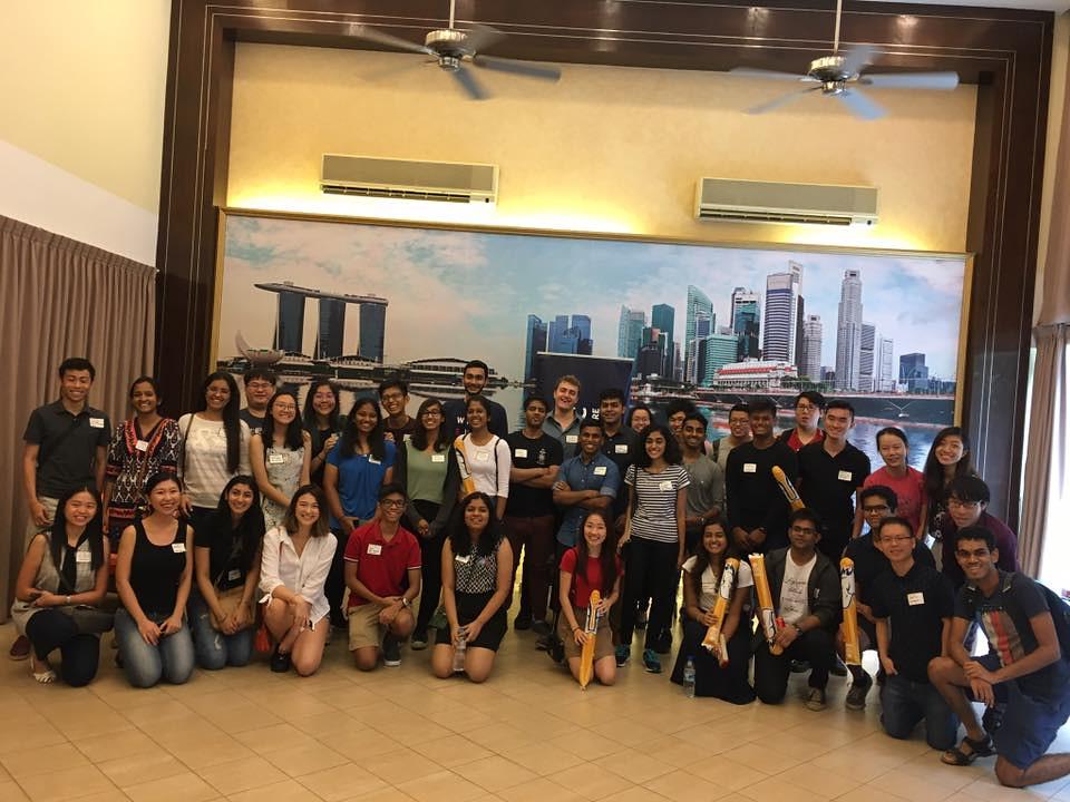 UBC Bound! Singapore
